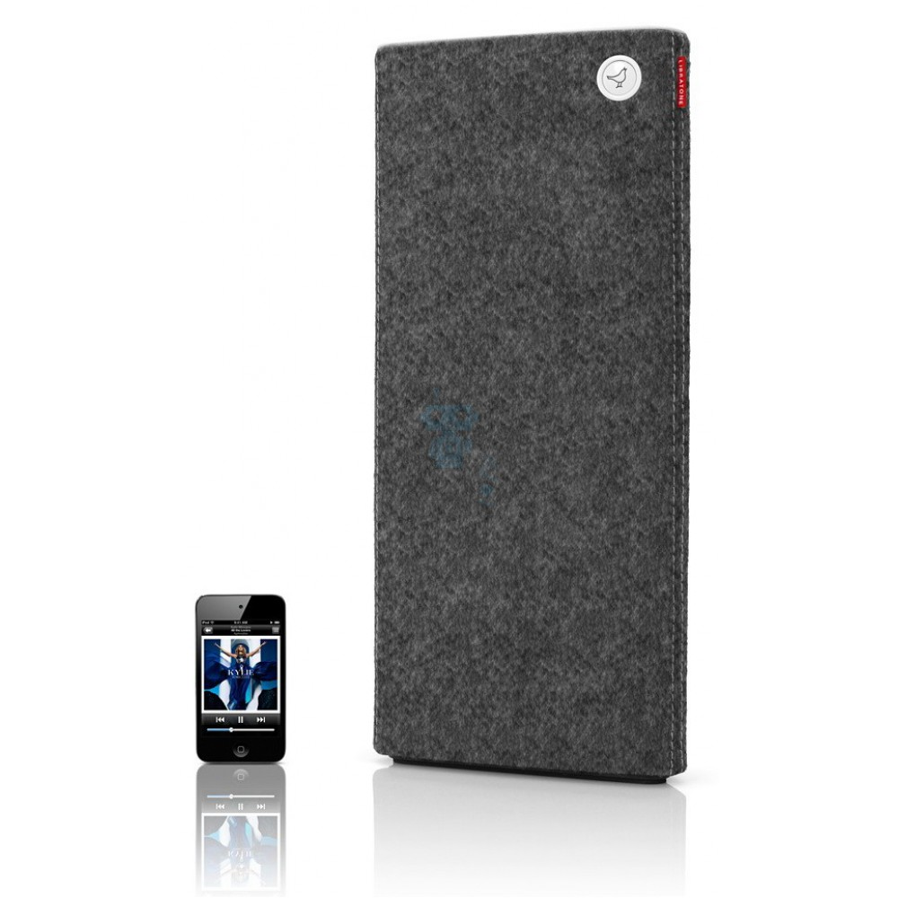 Акустика премиум класса - Libratone Wireless Sound System Live Slate Grey — фото 9