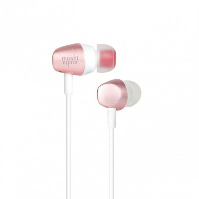Вкладная вакуумная гарнитура Moshi Mythro Earbuds with Mic and Strap - Rose Pink
