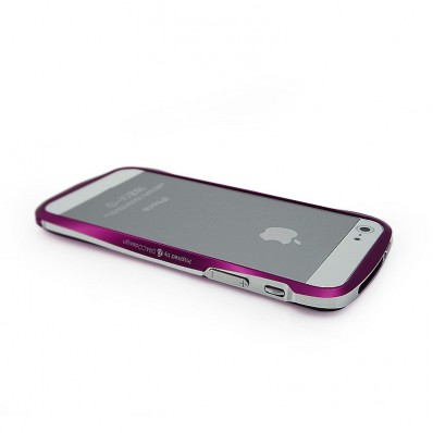 Алюминиевый бампер DRACO Design Draco 5 для iPhone 5, 5S - Galactic Purple
