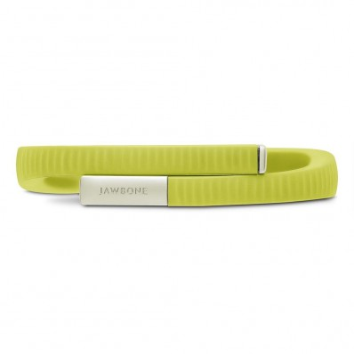 Браслет-шагометр Jawbone UP24 Medium - лимонный