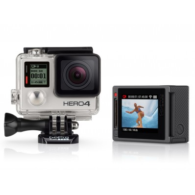 Экшн-Камера GoPro HERO4 Silver Edition
