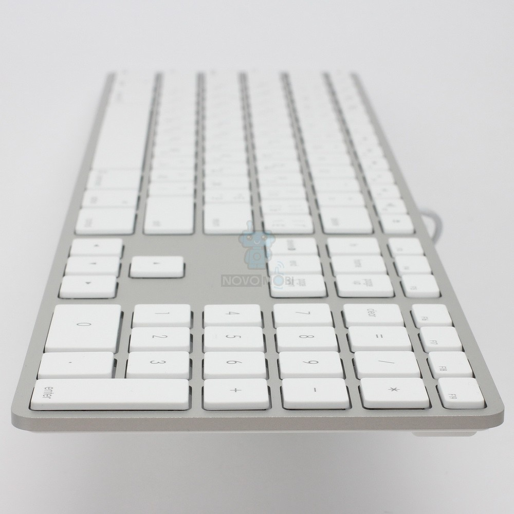 Расширенная проводная клавиатура Apple Wired Keyboard + Numeric Keypad (Раскладка - US, гравировка - RU / UA) — фото 8