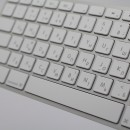 Расширенная проводная клавиатура Apple Wired Keyboard + Numeric Keypad (Раскладка - US, гравировка - RU / UA) — фото 11