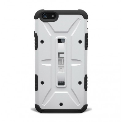 Композитная, защитная накладка Urban Armor Gear - Composite Rugged Case Navigator White для iPhone 6S / iPhone 6 - белая матовая