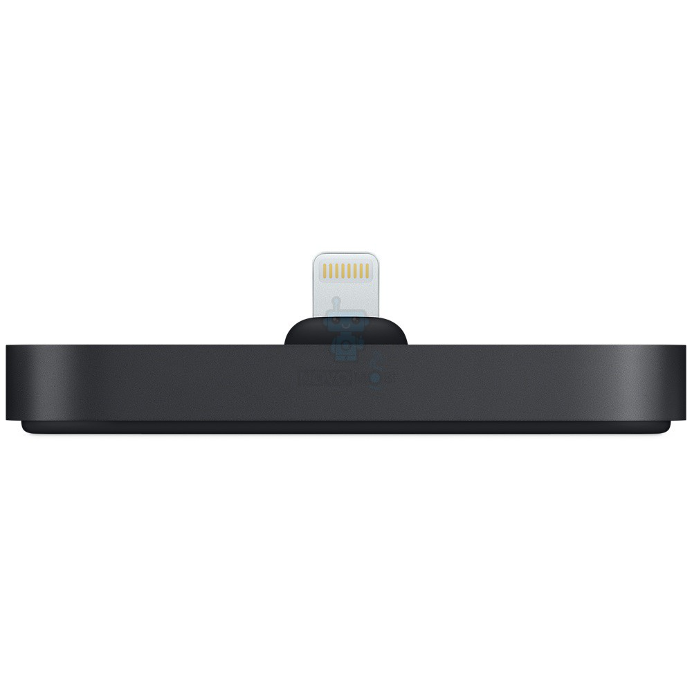 "Оригинальная Док-станция Apple iPhone Lightning Dock ""Black"" - черная — фото 3"