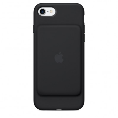 Чехол-батарея Apple Smart Battery Case Black для iPhone 7 - черная