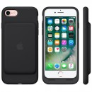 Чехол-батарея Apple Smart Battery Case Black для iPhone 7 - черная — фото 6
