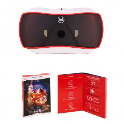 Очки виртуальной реальности, View-Master Virtual Reality Starter Pack + Space Pack
