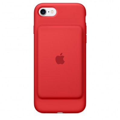 Чехол-батарея Apple Smart Battery Case (PRODUCT)RED для iPhone 7 - красная