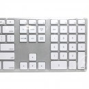 Расширенная проводная клавиатура Apple Wired Keyboard + Numeric Keypad (Раскладка - US, гравировка - RU / UA), без картонной упаковки — фото 4