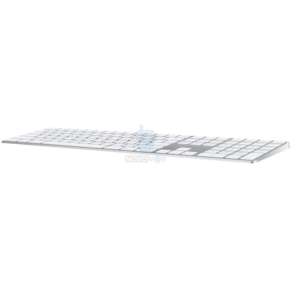 Расширенная беспроводная клавиатура Apple Magic Keyboard with Numeric Keypad (Раскладка - US, гравировка - RU / UA) — фото 6