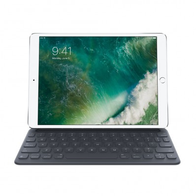 "Чехол-клавиатура Apple Smart Keyboard для iPad Pro 10.5"" / iPad Air 3 / iPad (2019) (Раскладка - US, гравировка - RU / UA)"
