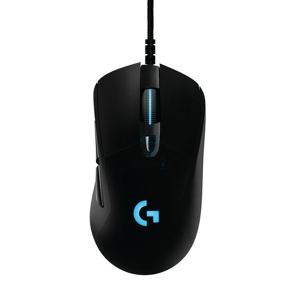 Проводная, игровая мышь, Logitech G403 Wired Programmable Gaming Mouse — фото 2