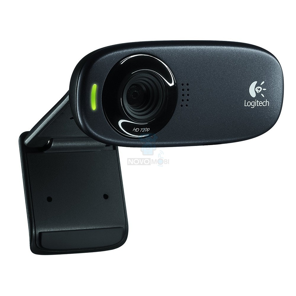 Веб-камера Logitech c310 HD Webcam — фото 5