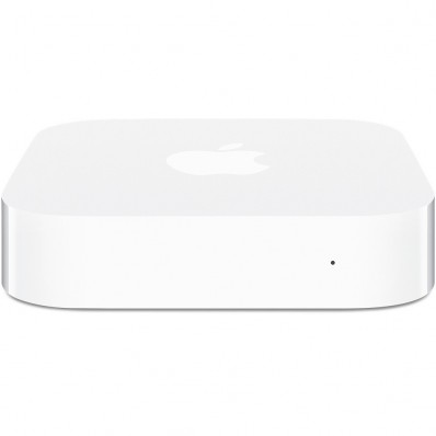 Беспроводная точка доступа Apple AirPort Express (Apple Certified Refurbished Product)