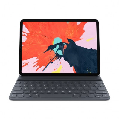"Чехол-клавиатура, Apple Smart Keyboard Folio для iPad Pro 11"" / iPad Air 3 (Раскладка - US, гравировка - RU / UA)"
