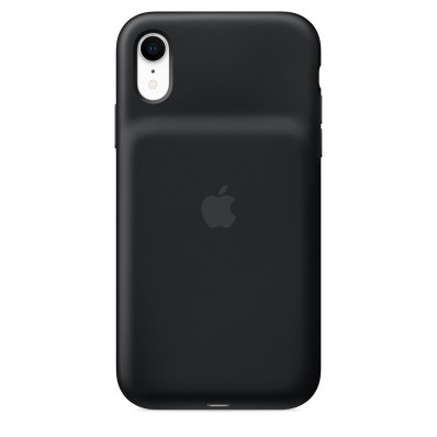 Чехол-батарея Apple Smart Battery Case Black для iPhone XR - чёрная