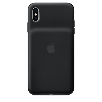 Чехол-батарея Apple Smart Battery Case Black для iPhone XS Max - чёрная