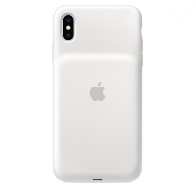 Чехол-батарея Apple Smart Battery Case White для iPhone XS Max - белая