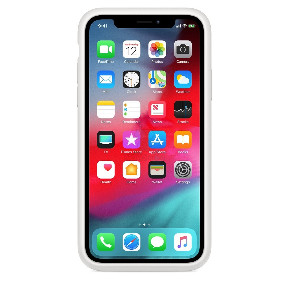 Чехол-батарея Apple Smart Battery Case White для iPhone XS - белая — фото 5