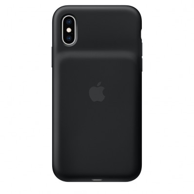 Чехол-батарея Apple Smart Battery Case Black для iPhone XS - чёрная