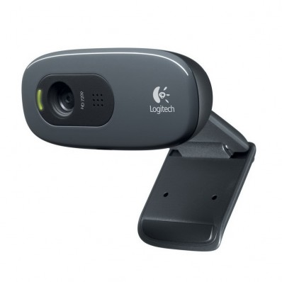Веб-камера Logitech C270 HD Webcam