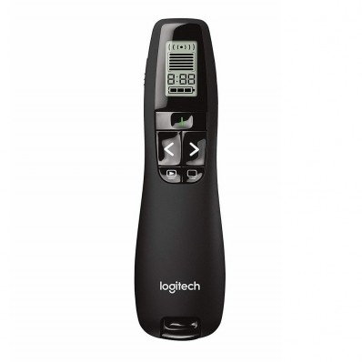 Презентер с ЖК-дисплеем, Logitech R800 Wireless Presenter (Windows)