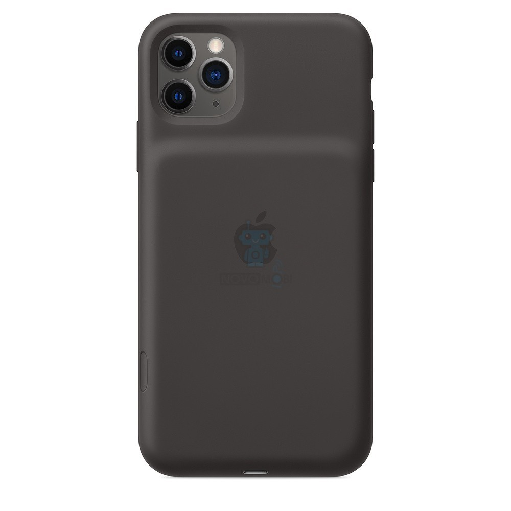 Чехол-батарея Apple Smart Battery Case Black для iPhone 11 Pro Max - чёрная