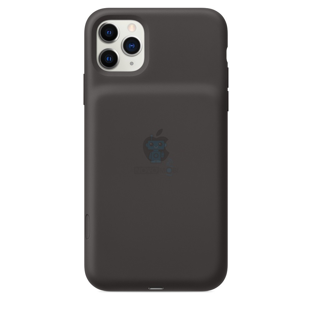 Чехол-батарея Apple Smart Battery Case Black для iPhone 11 Pro Max - чёрная — фото 2