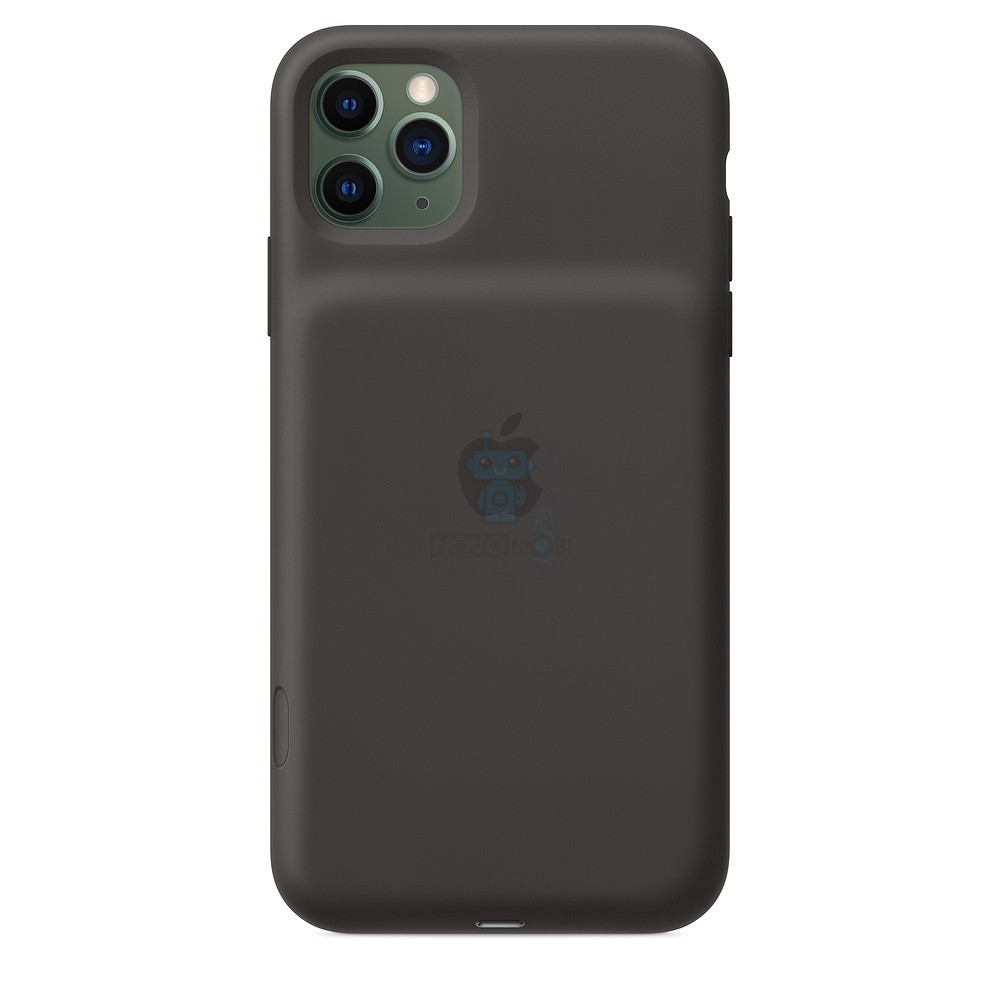 Чехол-батарея Apple Smart Battery Case Black для iPhone 11 Pro Max - чёрная — фото 3