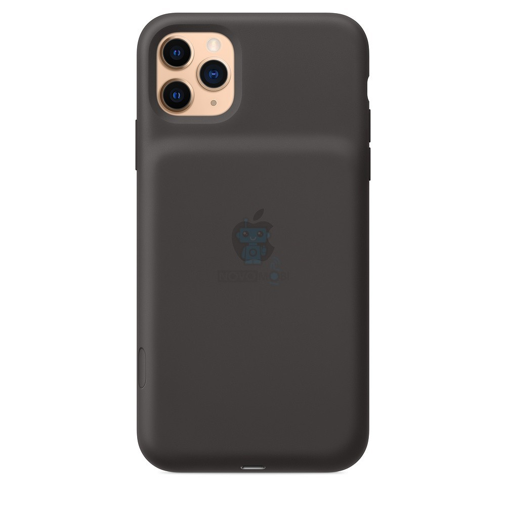 Чехол-батарея Apple Smart Battery Case Black для iPhone 11 Pro Max - чёрная — фото 4