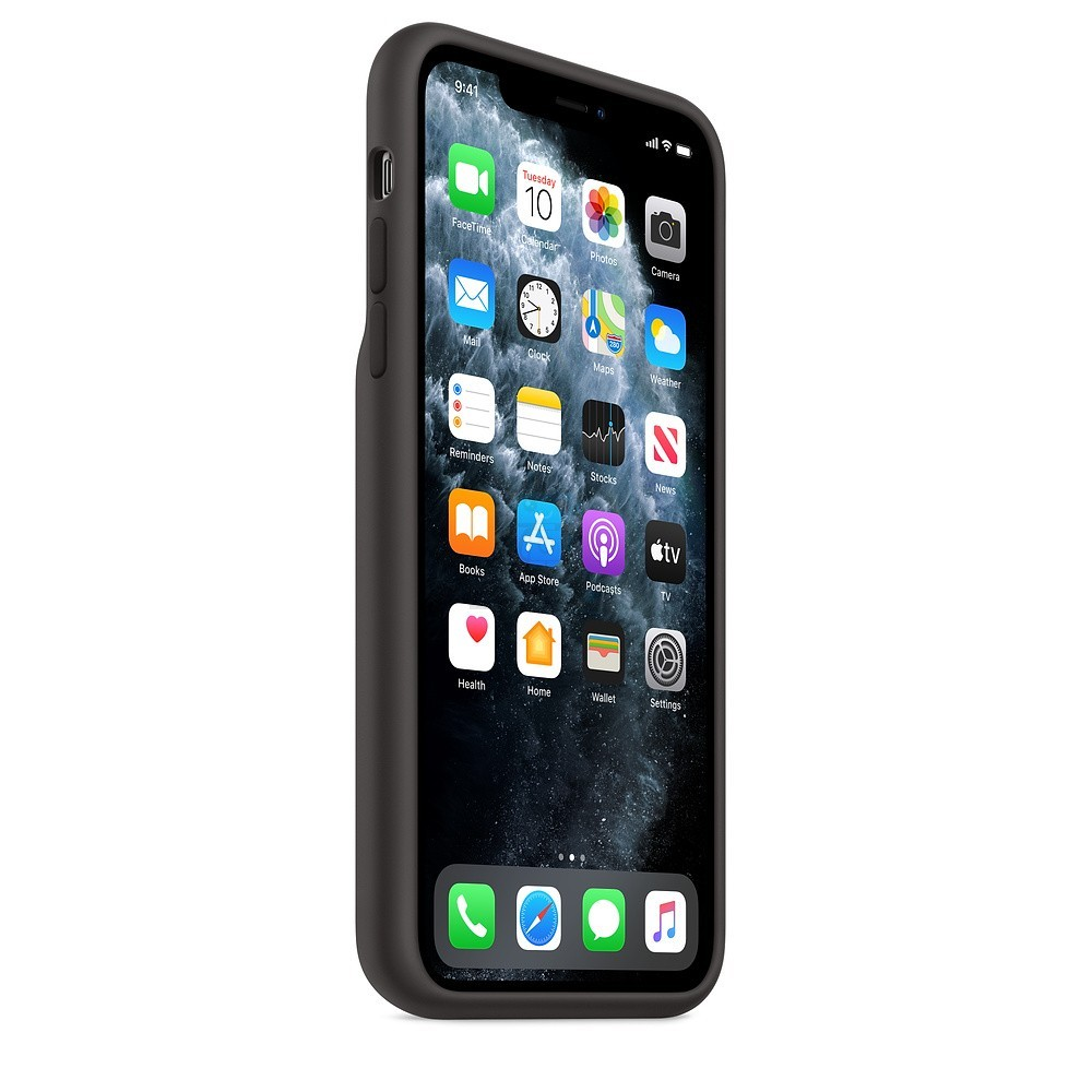 Чехол-батарея Apple Smart Battery Case Black для iPhone 11 Pro Max - чёрная — фото 6