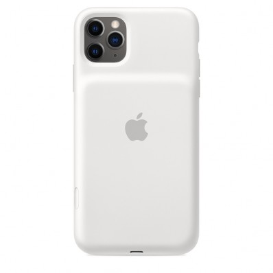 Чехол-батарея Apple Smart Battery Case White для iPhone 11 Pro Max - белая