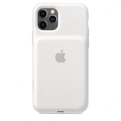 Чехол-батарея Apple Smart Battery Case White для iPhone 11 Pro - белая