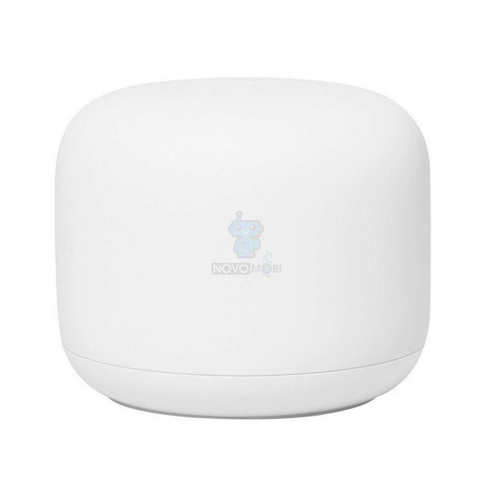 Роутер Google Nest WiFi Router Snow - белый