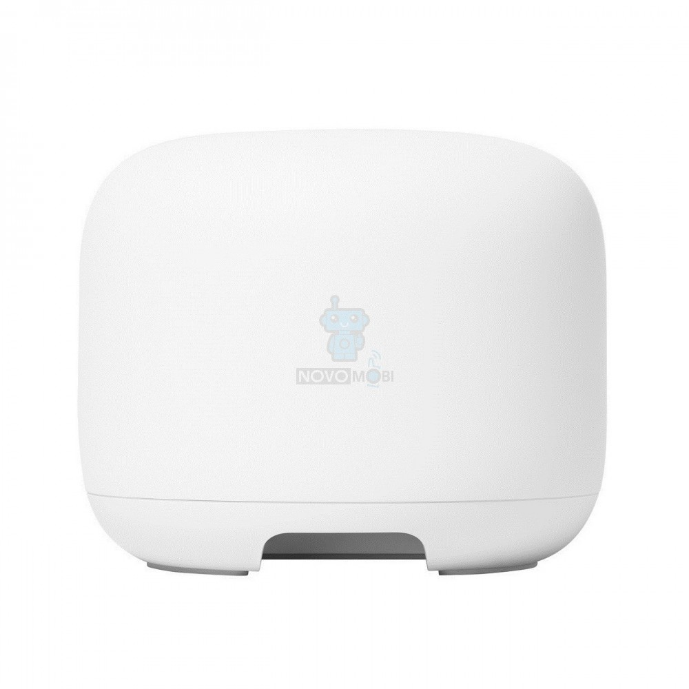 Роутер Google Nest WiFi Router Snow - белый — фото 2