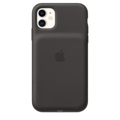 Чехол-батарея Apple Smart Battery Case Black для iPhone 11 - чёрная