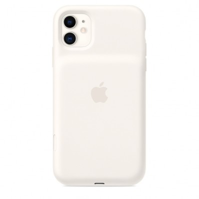 Чехол-батарея Apple Smart Battery Case White для iPhone 11 - белая